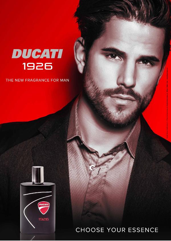 Ducati 1926 - reklama prasowa