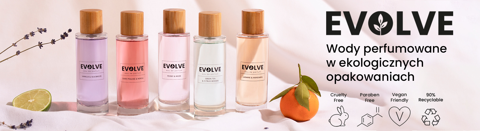 [Evolve - wody perfumowane]