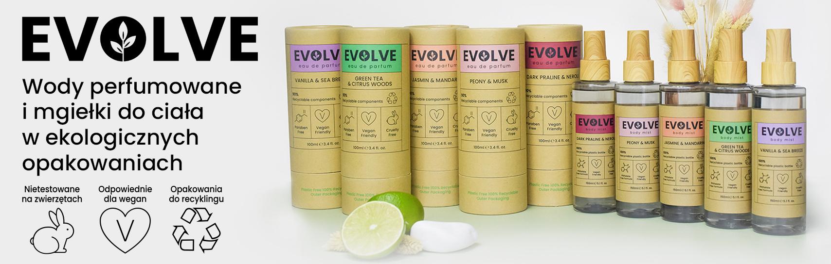 [Evolve - wody perfumowane - produkty]