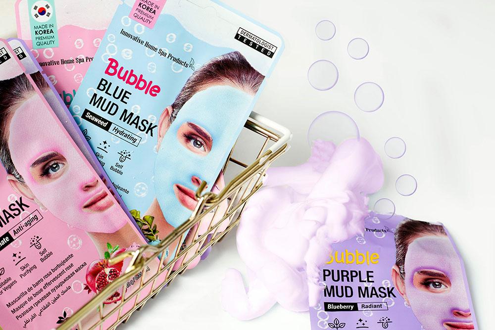MBeauty Cosmetics - maseczki błotne