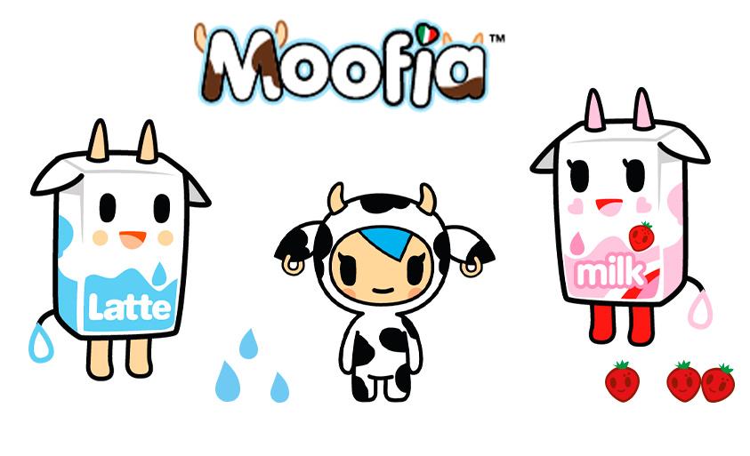 Tokidoki Moofia