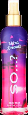 So...? Escapes Ibiza Dreams