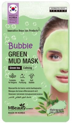 Bubble Green Mud Mask