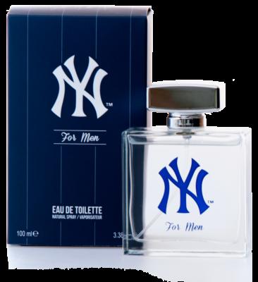 New York Yankees Eau de toilette for men