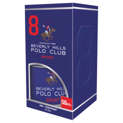 Beverly Hills Polo Club Sport 8